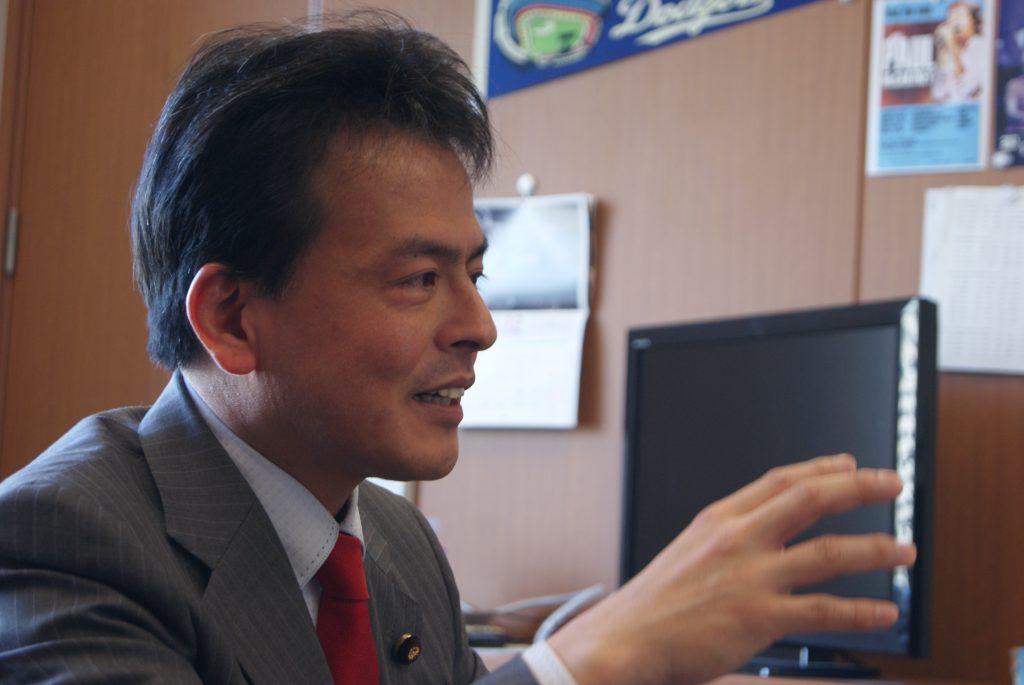 片山大介 参議院議員