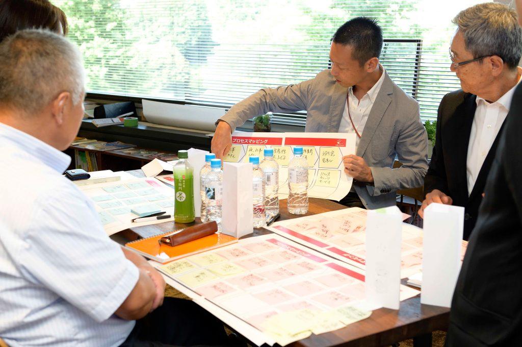 須田騎一朗 「働き方改革」共創ワークショップ
